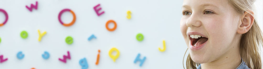 Logopädie für Kinder